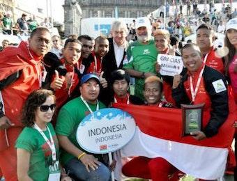 Indonesia Juarai Amsterdam Cup dalam Ajang HWC 2015
