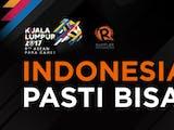 Gambar sampul Indonesia Puncaki Daftar Perolehan Medali ASEAN Para Games 2017. Selamat!