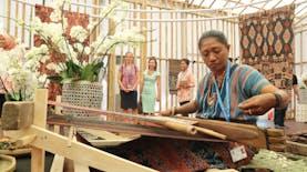 Ribuan Penenun Di Flores Timur Akan Memamerkan Kemampuannya di Festival Bale Nagi