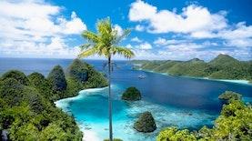 Keindahan Alam yang Bisa Anda Temukan di Indonesia Timur