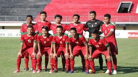 Timnas U-19 Taklukkan Myanmar 2-1 Piala AFF