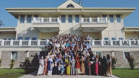Sepotong Rasa Indonesia di Turki Ketika Lebaran Idul Fitri