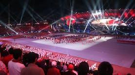 Dewan Olimpiade Asia Terkejut dengan Perkembangan Renovasi GBK