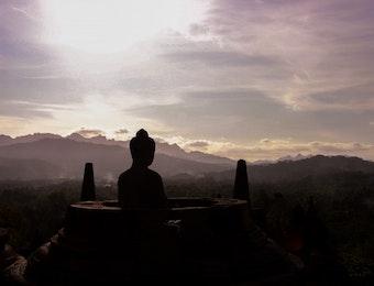 Sentra Meditasi Borobudur Akan Satukan Keberagaman