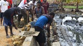 Telusur Pembangunan Jalan di Papua