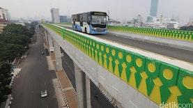 Antusias Warga untuk Naik Kendaraan Umum Meningkat, Transjakarta Tambah Rute untuk Ciledug!