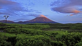 Inilah 10 Gunung Tertinggi di Sumatera