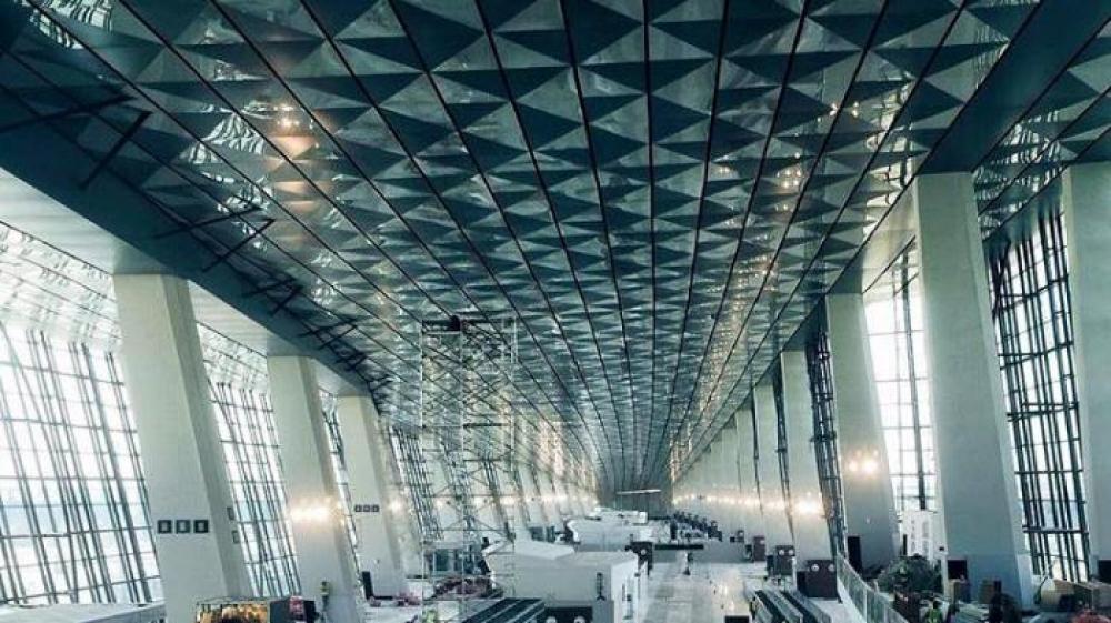 Inilah Foto-foto Terminal 3 Ultimate - Bandara Soekarno ...