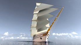 Inilah Kapal Pengganti KRI Dewaruci, Sang Legenda
