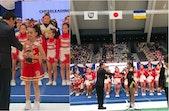 Tim Cheerleader Junior Indonesia Raih Perak dan Perunggu di Jepang