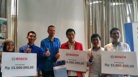 Inventor Muda Indonesia Berkesempatan Kunjung Ke Produsen Komponen Otomotif Terbesar Dunia