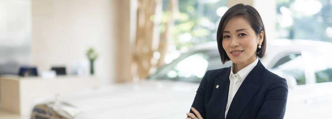 Gambar sampul Dari MINI ke Rolls-Royce, Irene Nikkein Bukti Wanita Indonesia Berjaya di Bidang Otomotif