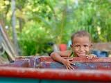 Senyum Anak-anak Papua, Membuatnya Tidak Tega Meninggalkan Mereka
