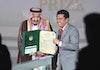Ilmuwan Bioteknologi Indonesia Asal Medan Raih Penghargaan King Faisal
