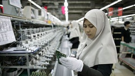 Is Indonesia gaining on India?