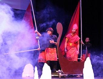 Drama Musikal Indonesia Pukau Amerika Serikat