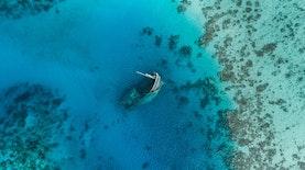 Wow! Taman Laut Ini Punya Cincin Karang Satu-satunya di Indonesia dan Terbesar di Dunia!