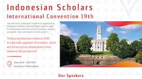 Ajang Temu Pelajar Diaspora Internasional di Inggris