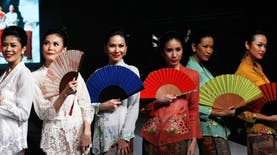 Islamic Fashion Goes Stylish in Indonesia