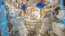 Astronot Indonesia Bisa Berada di Stasiun Luar Angkasa?