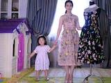 Desainer asal Surabaya ini Pukau J Autumn Fashion Show New York