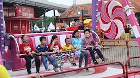 Jakarta Fair 2018 Kembali Menjadi Destinasi Liburan Favorit Dan Berbelanja Lebaran