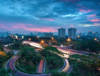 Jakarta Smart City Upayakan Atasi Macet Jakarta
