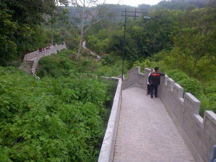 "Janjang Koto Gadang ""Tembok China"" Ala Indonesia"