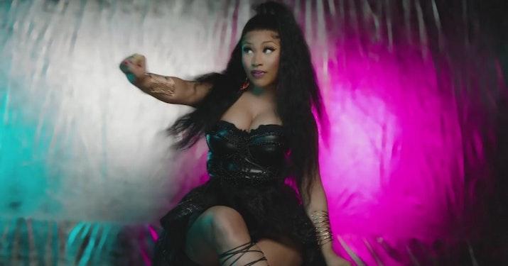 Lagi-Lagi, Nicki Minaj Gunakan Busana Rancangan Anak Bangsa