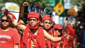"Mengenalkan Indonesia melalui ""Indonesia Mini"" dalam Indonesian International Culture Festival ke Mata Dunia"