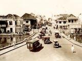 Gambar sampul Melihat Pemukiman Asing Surabaya Tempo Dulu Lewat Kartu Pos Lama