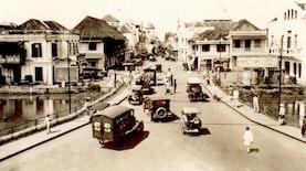 Melihat Pemukiman Asing Surabaya Tempo Dulu Lewat Kartu Pos Lama