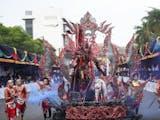 Gambar sampul Jember Fashion Carnival (JFC) Kehilangan Dynand Fariz