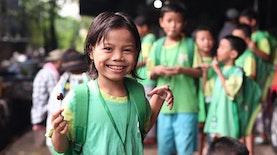 Kado Terindah untuk Anak Jalanan Jakarta