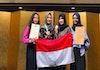 Inovasi Mahasiswa UNAIR Raih Special Award di Jepang