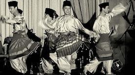 Tarian Zapin Senggayong Wakili Indonesia di Singapura