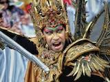 Foto: Meriahnya Jember Fashion Carnival 2016