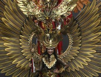 Wow, Jember Fashion Carnival Melancong Sampai Pakistan!