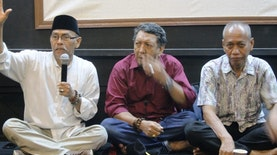 Daeng Mansur Cerita Sejarah Kampung Luar Batang di Ancol