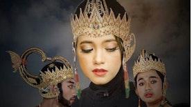 Ketika Tokoh Pewayangan Dewi Arimbi Berkomunikasi dalam Dua Bahasa Internasional