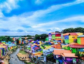 Jodipan dan Warna-warna Kehidupan