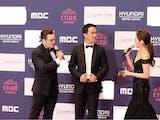 Joe Taslim Raih Penghargaan Bintang Terbaik Asia Pasifik di Korea Selatan