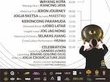 Gambar sampul Menuju Kota Budaya Dunia dengan Jogja Cross Culture 2019