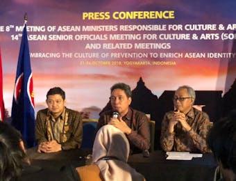 City Of Culture ASEAN menjadi Predikat Kota Ini