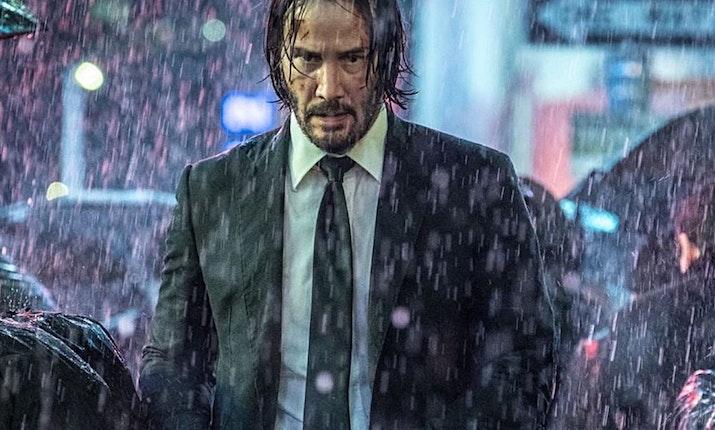 "Dua Aktor Indonesia Beradu Akting dengan Keanu Reeves di ""John Wick 3"". Siapa?"