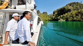 Kolaborasi China – Indonesia untuk Destinasi Wisata Nusantara