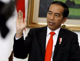 Presiden Jokowi Dianugerahi Pinisepuh Paguyuban Pasundan