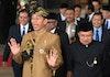 Mengenal Pakaian Adat Sasak yang Digunakan Presiden Jokowi