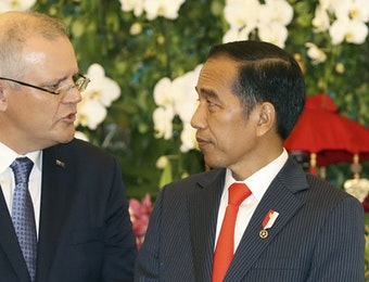 Kalau Indonesia Murka, Australia Merana