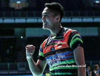Semakin Dekat dengan Olimpiade, Indonesia Bawa Pulang Dua Gelar New Zealand Open 2019